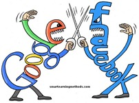 Facebook VS Google WHY FACEBOOK TIMELINE CAN NOT BE REMOVED!