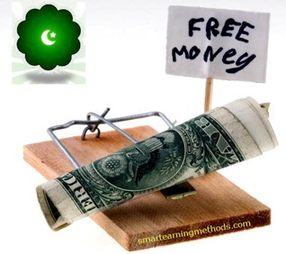 Free Money Top Online Money Making FRAUDS in Pakistan   2012