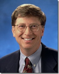 bill gates TOP 10 Richest People of America In 2012
