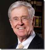 charles koch TOP 10 Richest People of America In 2012