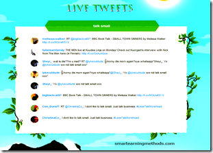 live tweets thumb 25 Ways To Increase Twitter Followers For Free   Part2