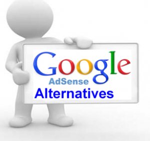 Google AdSense Alternatives 300x283 Top 5 Alternatives to Google AdSense
