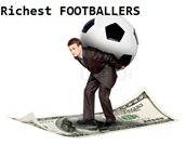 footbal and money Top 10 Richest Footballers Of the World   2012