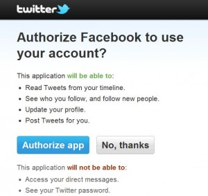 Tweet Authentication