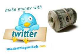 make money with twitter affiliate prgrams