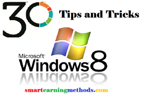 "windows 8 tips and tricks1 30 Cool ""Windows 8 Tricks"" You Must Know!"