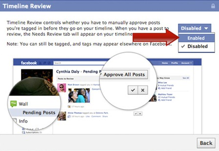 clip image003 thumb How to Prevent Unwanted Tagging Of Your Photos in Facebook?
