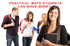how students can earn money How College Students Can Earn Money While Studying?