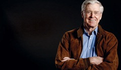 Chairman and CEO, Koch Industries</p> <p>&lt;strong&gt;2004-08 Giving*&lt;/strong&gt; $246 million</p> <p>David Koch's older brother, Charles Koch focuses on libertarian causes, giving money for academic and public policy research and social welfare around strict conservative ideals. He co-founded the Cato Institute and contributes to groups such as the Institute for Humane Studies at George Mason University. Other recipients of Koch's charity include Florida State University, Mercatus Center at George Mason University, the Bill of Rights Institute, Big Brothers Big Sisters, Salvation Army, and Koch Cultural Trust (formerly Kansas Cultural Trust).</p> <p>&lt;cite&gt;*Based on public records and interviews with donors<br /> Data: BusinessWeek, The Chronicle of Philanthropy and the Center on Philanthropy at Indiana University&lt;/cite&gt;