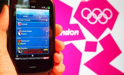 olympics 2012 goes socially leaked smartphones London Olympics 2012 Opening Ceremony Expenditure Highlights!