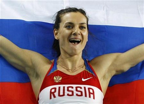russia to win london olympics 2012 10 Expected Countries To Win London Olympics 2012