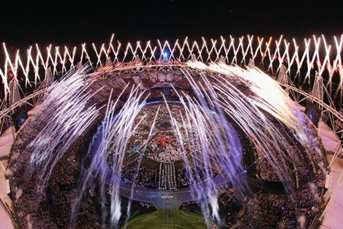 whats new on olympics 2012 London Olympics 2012 Opening Ceremony Expenditure Highlights!
