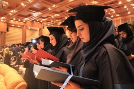 iranian women engineers