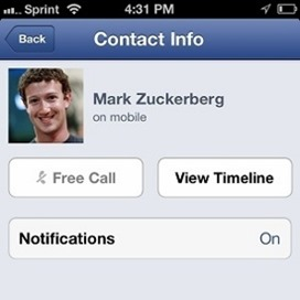 FACEBOOK FREE VOICE CALL