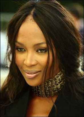 Naomi Campbell Top 20 Richest Supermodels of the world in 2013