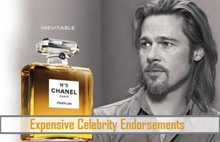 Top 10 Highest Paid Celebrity Commercials and Endorsements