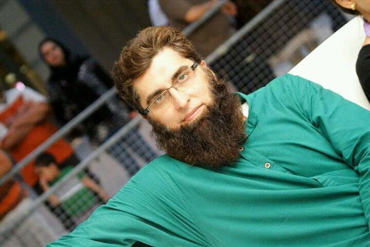 The brand owner Junaid Jamshed - poling~..Sh0wbiZ ComPetitioN JULY 2014..~
