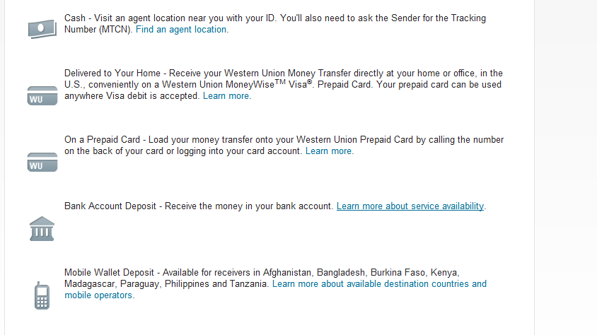 Western Union: Send And Receive Money In Pakistan | Smart